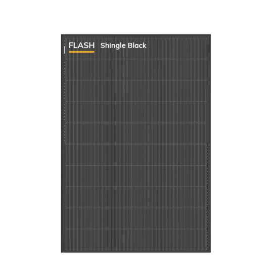 DUALSUN 375Wc Flash - Shingle Black